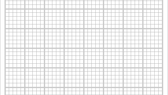 Download and print your own graph paper from PDF or using