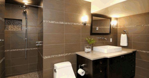 Ideje za braon kupatila  Krem kupatila  Kupatilo  Pinterest
