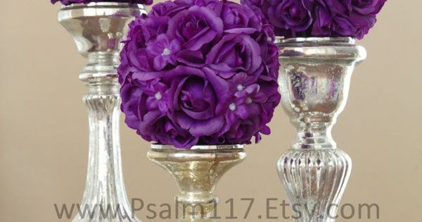 Plum Bridal Shower Decorations Plum Dark Purple Wedding
