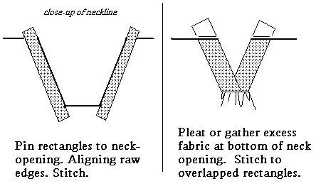Islamic Patterns: How to Make a Simple Caftan. A new