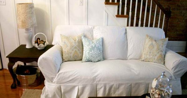 white slipcovered sofa living room furniture ireland fresco of comfortable that brings sophistication in your space may 13 2017 at 12 30am