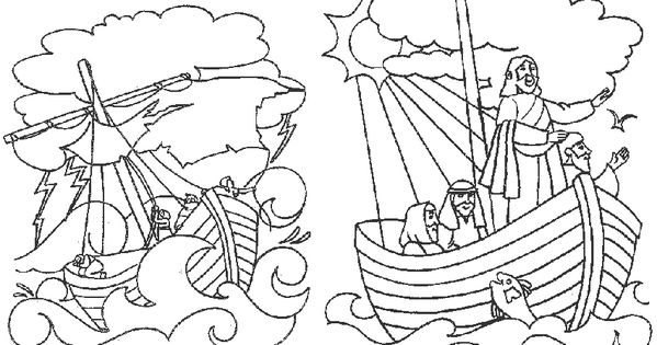 Free printable bible coloring pages 8 for kids. Print out