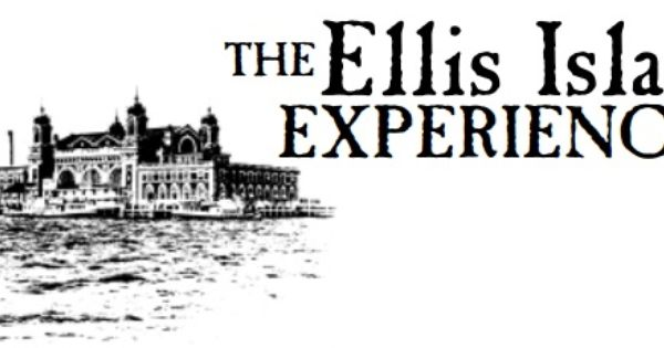 The Ellis Island EXPERIENCE Worksheet from Scholastic http