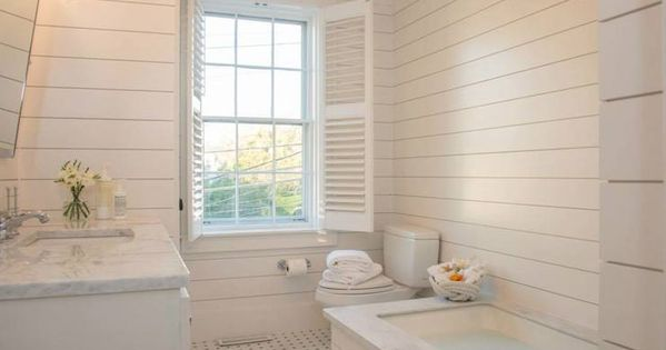 Nina Liddle Design Bathrooms Tub Surround Ivory