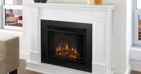 Sale On Electric Fireplaces White Electric Fireplace For Sale | Fireplaces | Pinterest