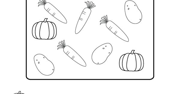 In this fun counting activity worksheet preschoolers have