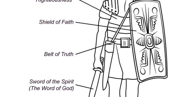 Armor of god, Armors and God on Pinterest