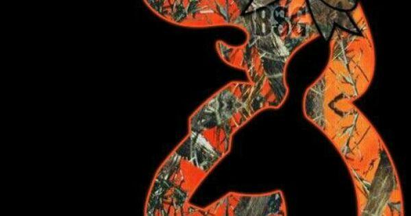 Mossy Oak Girl Wallpaper Browning Orange Camo Browning Camo Wallpaper Pinterest