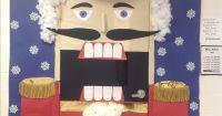Nutcracker classroom door decor for Christmas   for later ...