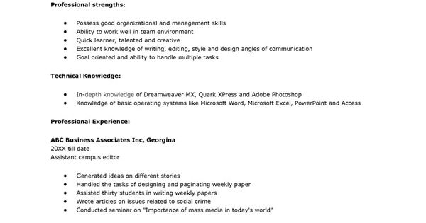 HIGH School senior resume for college application  Google