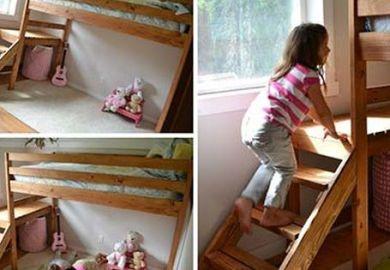 Kids Bunk Bed And Bunkroom Design Ideas Diy Bedroom