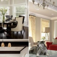 Gray And Red Living Room Decorating Ideas Wallpaper For Modern The Most Gorgeous Grey. Grey Is New Beige! Dunn ...