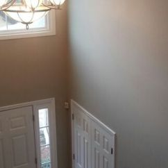 How To Paint Kitchen Cabinets Grey Cabinet Drawer Inserts Sherwin Williams