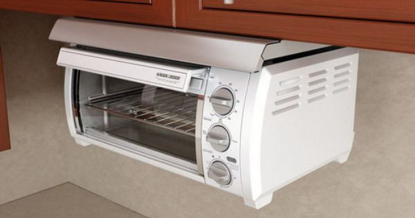 Under Cabinet Toaster Oven