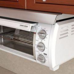 Kitchen Aid Ovens Black Cabinet Pulls Home Design Gallery: Adding Under Toaster In ...