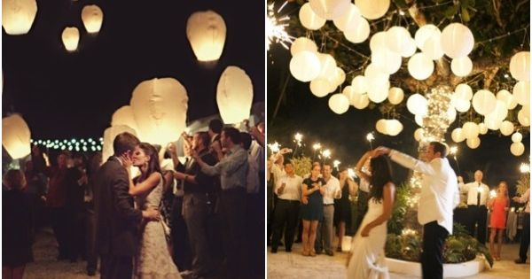 Pinterest Weddings Feel The Love With These Romantic Outdoor