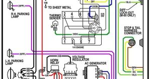 64 chevy c10 wiring diagram | Chevy Truck Wiring Diagram