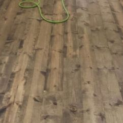 Kitchen Table Colors Step This Is Rustic 1x8 Pine Flooring Stained With Minwax ...