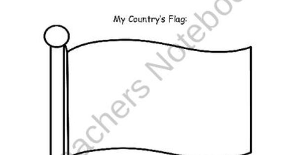 My Country Research Booklet from Secondgradealicious on