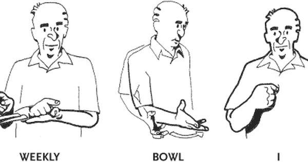 American Sign Language grammar system example: (set time