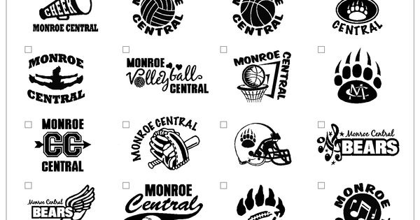 Window decals. Promote school spirit with this fundraiser