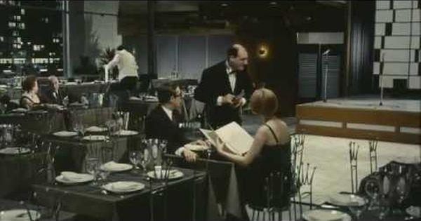 Playtime  Jacques Tati  Restraunt Scene (full) Jacques