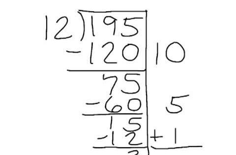 Partial Quotients Division Method with Whole Numbers