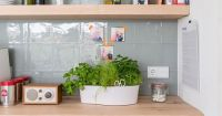 Keuken-wand-tegels Java Sea Green van VT Wonen - Kitchen ...