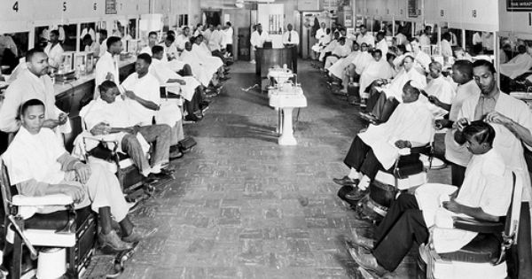 African American Barber Shop Barber Shop Barbershop And