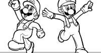 Mario y Luigui en busca de la princesa Peach :) | Dibujos ...