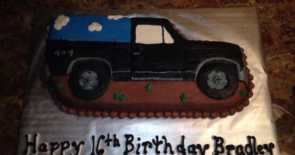 Ford F150 Truck Cake Cake Decorating Ideas Pinterest