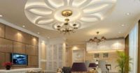 10 unique False ceiling modern designs interior living ...