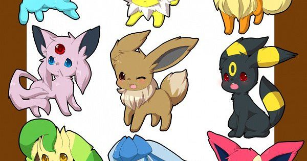 Cute Glaceon Wallpapers For Android Vaporeon Jolteon Flareon Espeon Eevee Umbreon