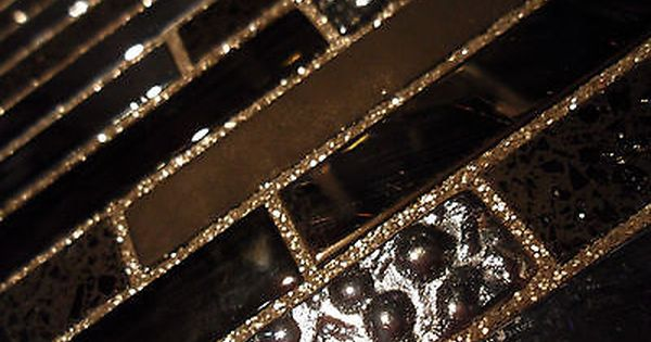 Details about Grout glitter wall floor glass mosaic cheap