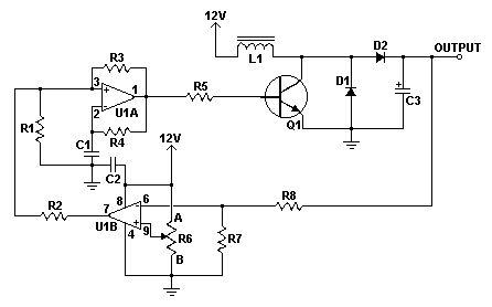 Parts- R1, R2, R3, R4,R8, R7 6 100K 1/4W Resistor R5 1 470