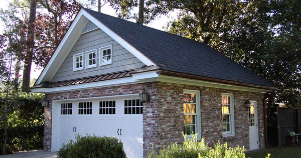 Detached Garage Plans 2 Car Costs: The Stone Wall Of