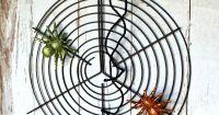 Spider Web Grill Rack DIY Idea For Halloween Fun | Spider ...