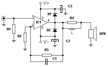 Amplificador 100W C I (LM 12clk) João Batista Dos Santos