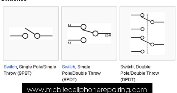 Diagram On Relay Wiring Diagram Further Single Pole Double Throw