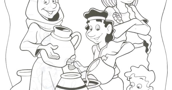 Widows Oil Coloring Page Coloring Pages