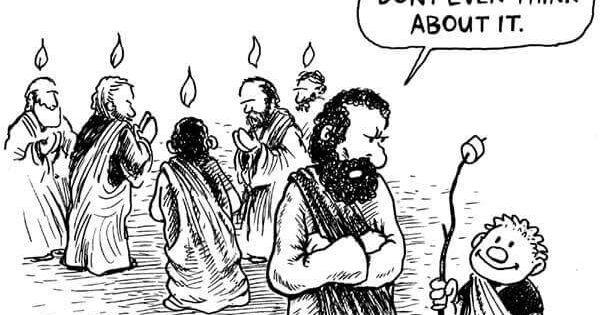 day of pentecost jokes