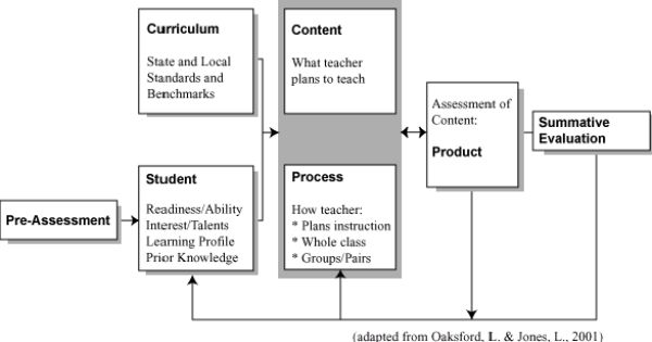 Differentiated Instruction and Implications for UDL