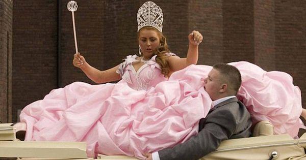 Princess Complex? 24 Wedding Dress Fails That May Make You