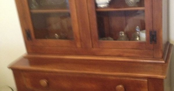 colorful kitchen accessories wood floors in cushman colonial creations china cabinet! | classic styles ...