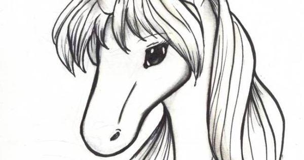 SciFi and Fantasy Art The Last Unicorn by Colleen E
