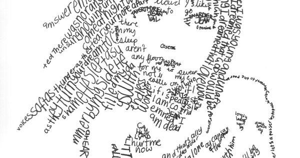 beautiful art by ravenandwren Le Miz word art!!! Cool!! XD