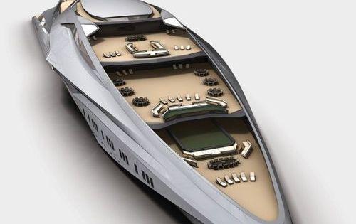 Trimaran Yacht Valkyrie Chulhun Park Luxury Yacht Yacht Concept Yacht Design Royal College