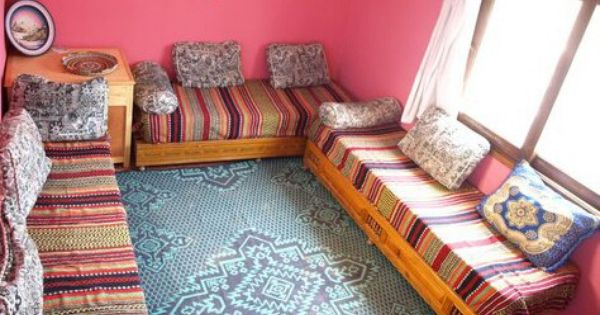 diy patio sofa plans how to sew a cushion cover moroccan style decor/ pallet furniture | boom room ...