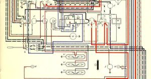 Wiring Diagram VW Transporter | The Samba | Bay Pride