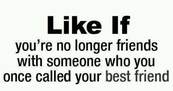 Ex friend.